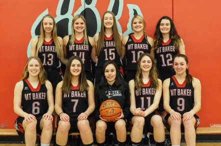 MBSS Senior Girls, Cranbrook Firefighters clash in annual basketball game