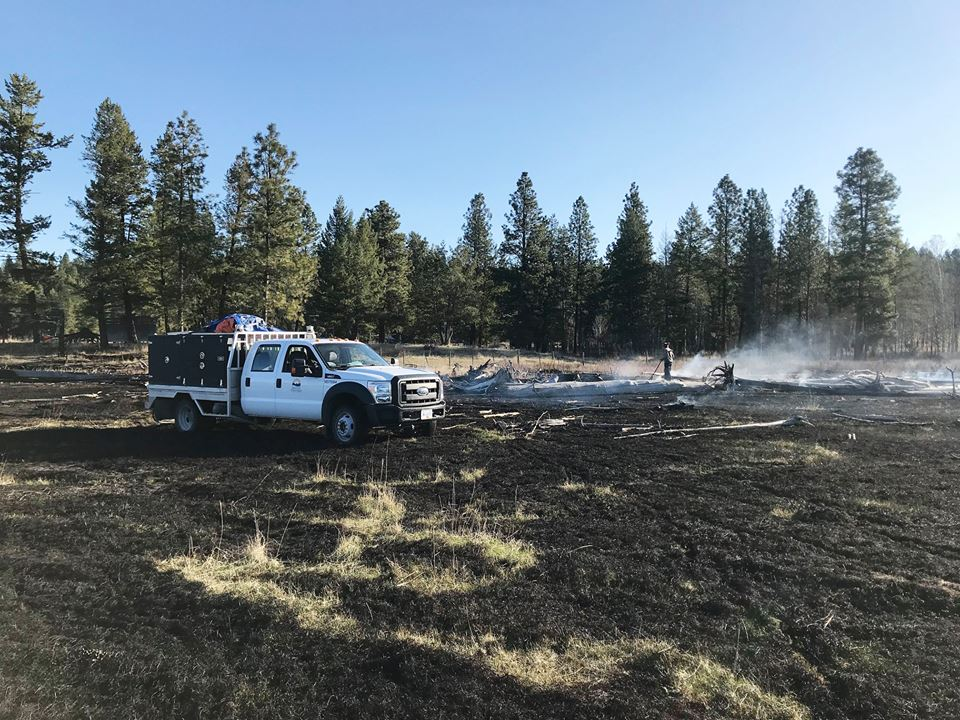 South Country Fire warns windy conditions could increase wildfire risk