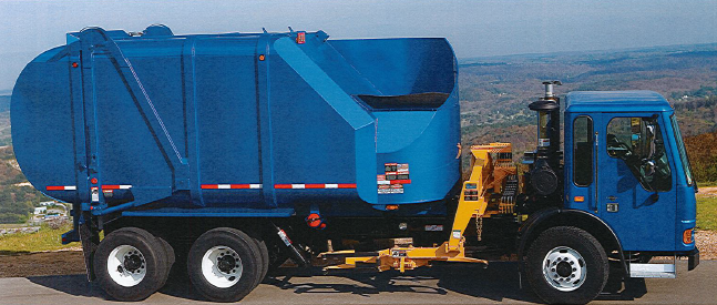 New Kimberley garbage truck to hit city streets in May