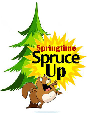 Cranbrook residents encouraged to join Springtime Spruce Up campaign