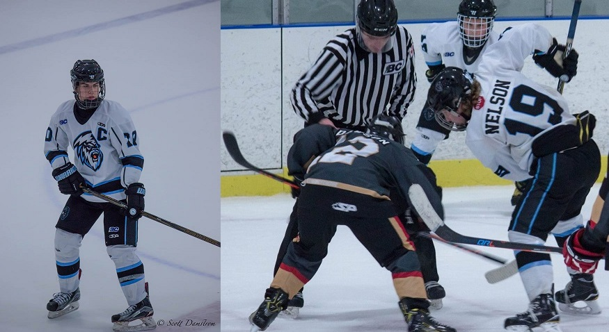 Cranbrook hockey prospects compete in U-16 BC Cup