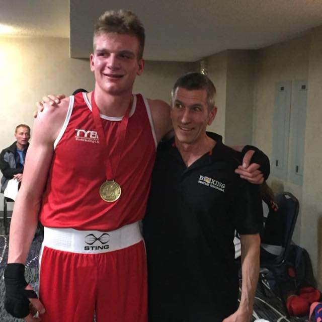 Cranbrook boxer wins national title at Super Channel Championships