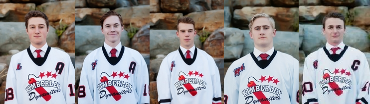 KIJHL: Overage Dynamiters moving on from junior hockey