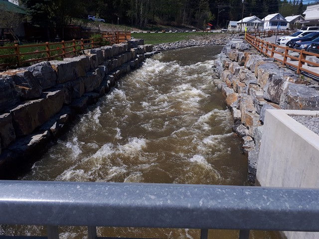 BC River Forecast Centre upgrades East Kootenay to flood watch