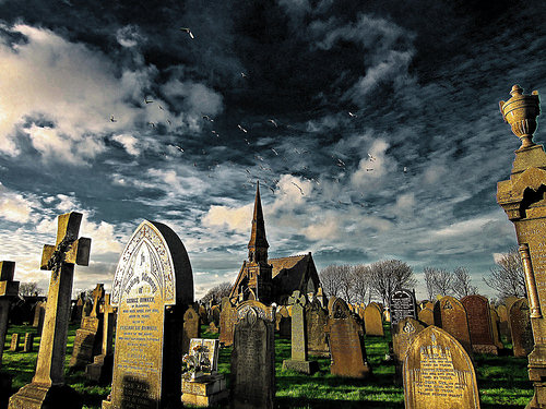 Livestream your funeral service?