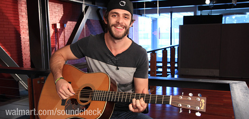 This One Thing About Having a Daughter 'Terrifies' Thomas Rhett