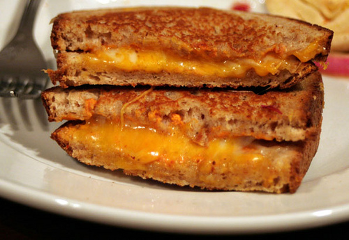 Happy Grilled Cheese Day!