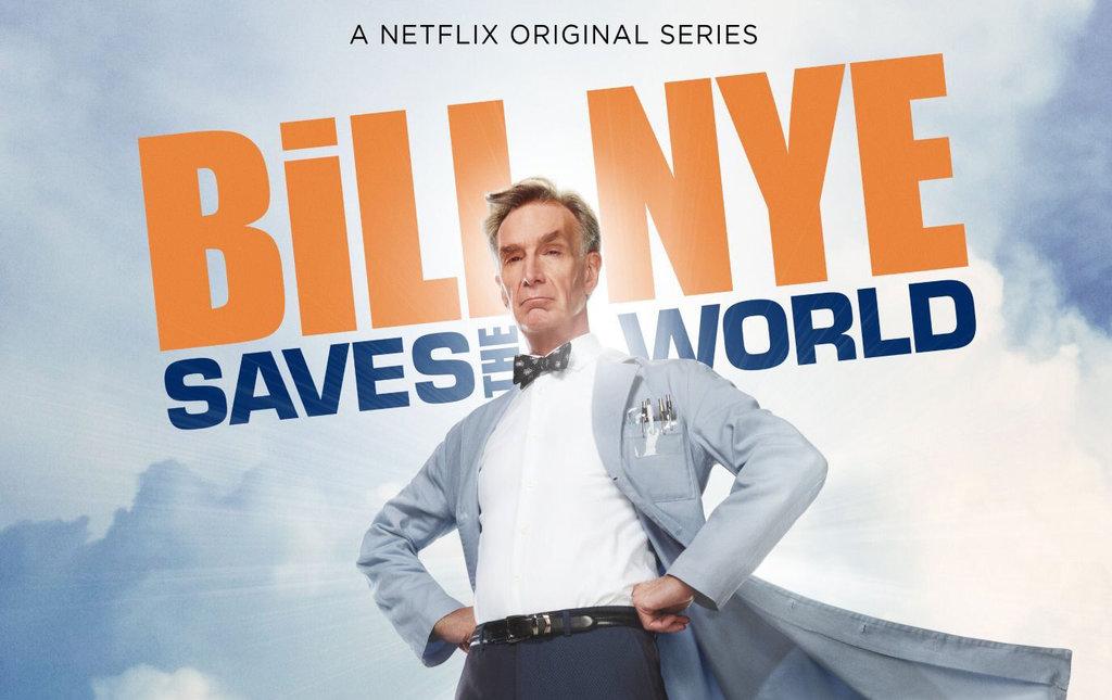 BILL BILL BILL BILL NYE THE SCIENCE GUY!