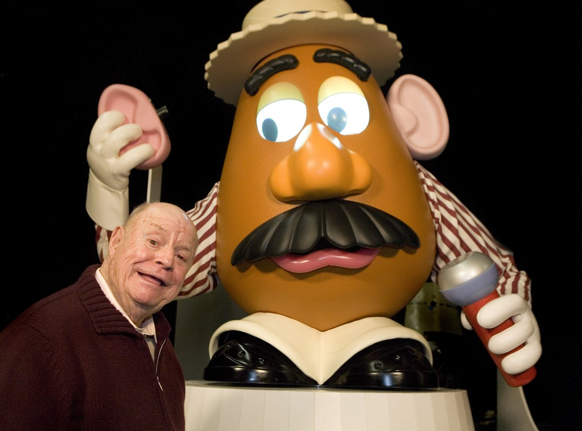 RIP Mr. Potato Head!