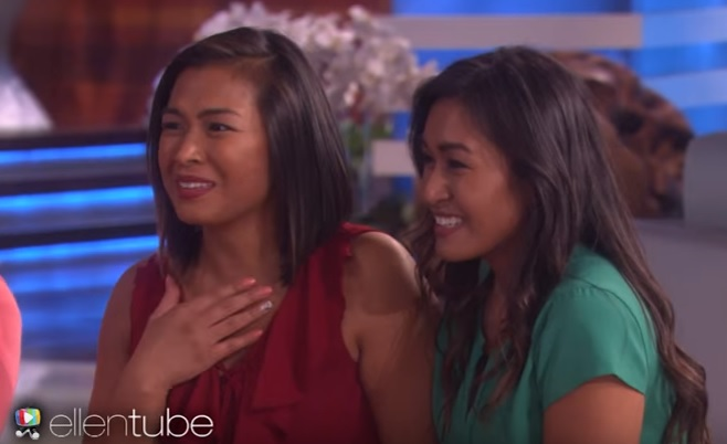Local Sisters Appear on Ellen!