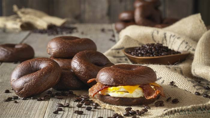 Coffee Bagels Are A Thing!
