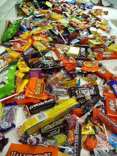 Top 10 Halloween Candies in Canada of All Time!