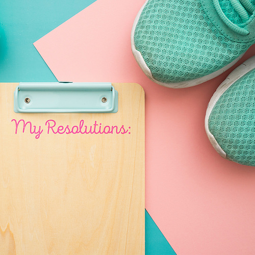 Top 10 Most Common New Year's Resolutions
