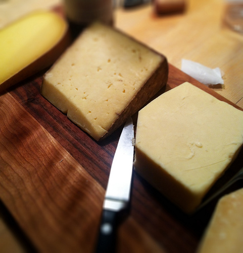 Eating Cheese Might Be Good For You
