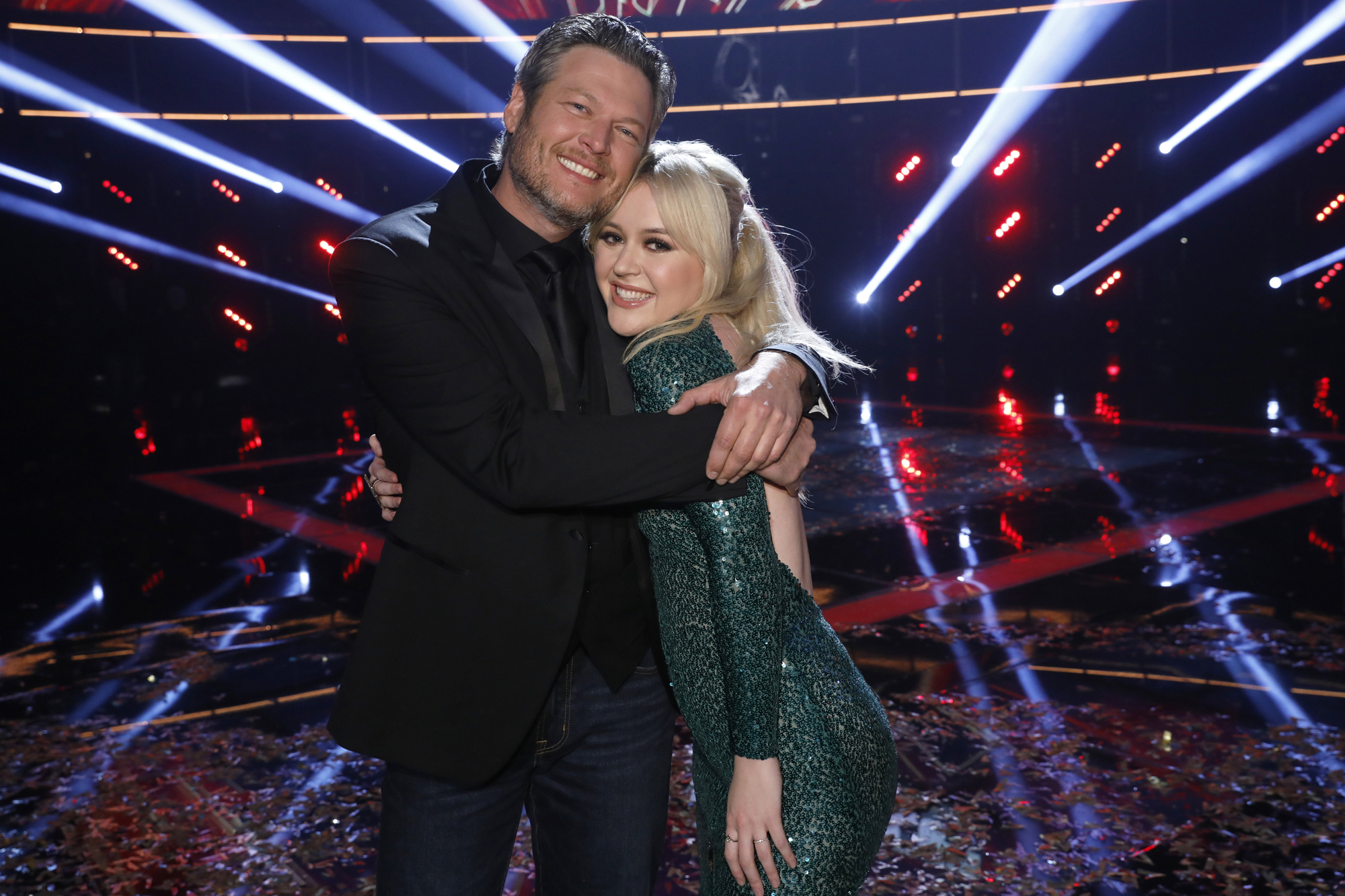 """Another Successful Season of """"The Voice"""" for Blake Shelton"""