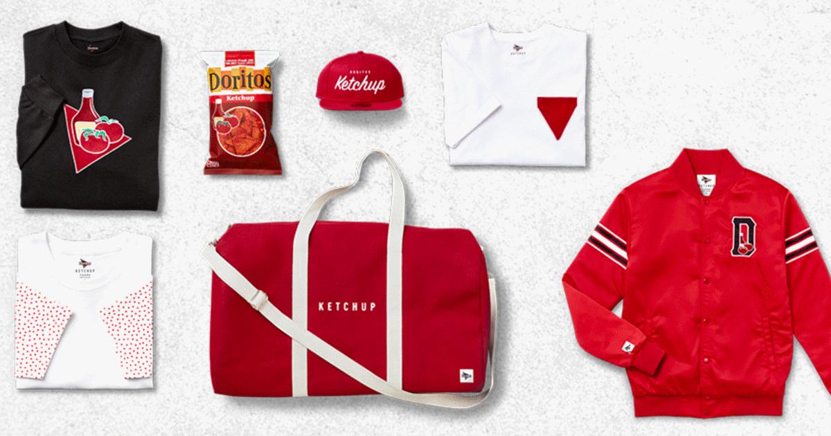 Doritos Announces Clothing Line