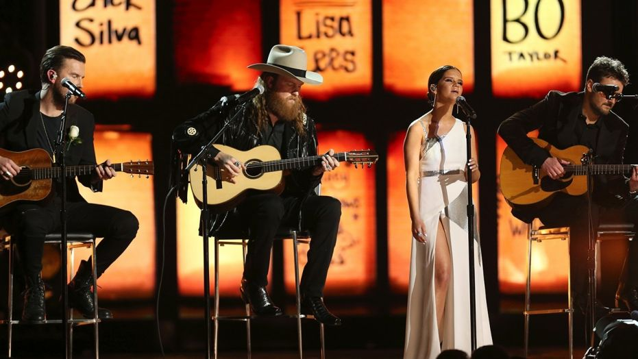 Emotional Night at the 2018 Grammy's