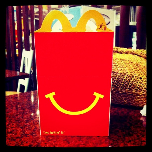 Mcdonald's Removing Cheeseburgers From Happy Meals?