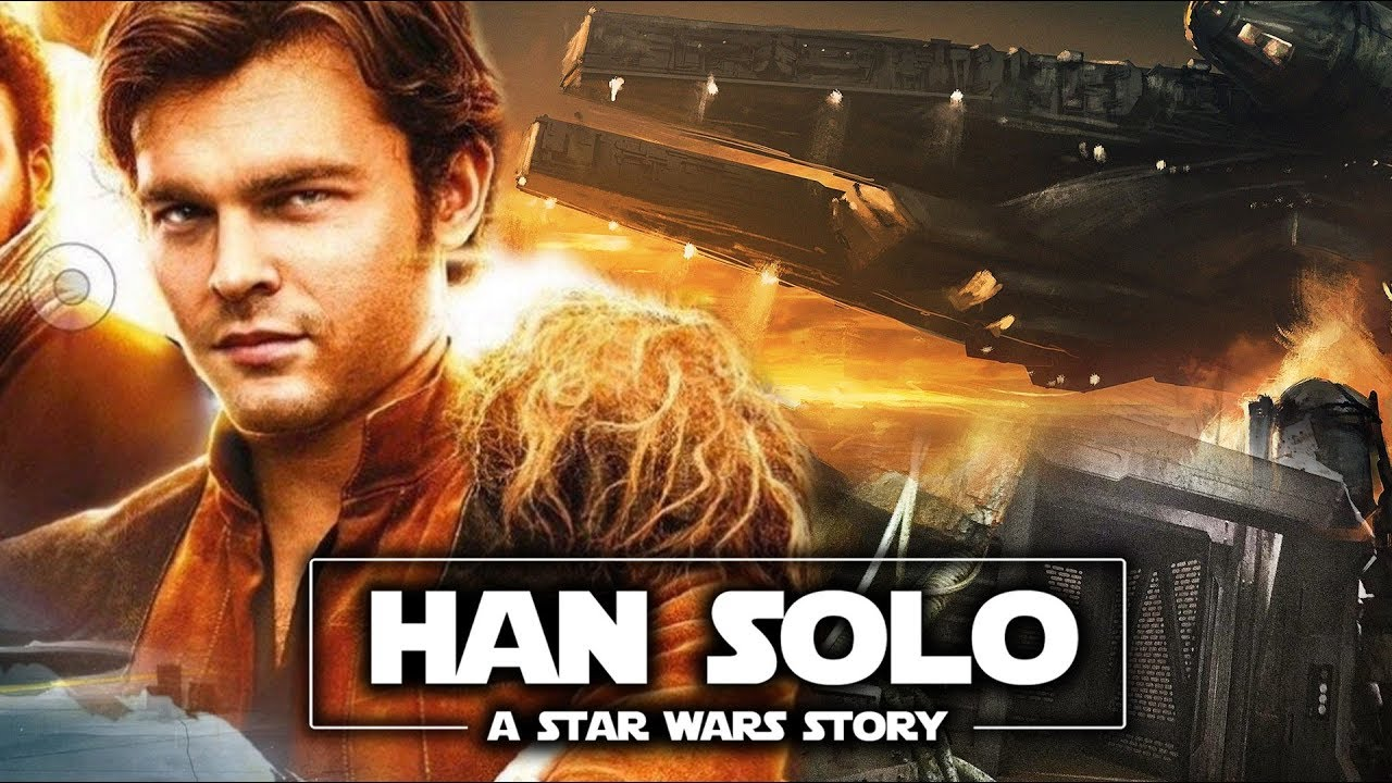 Han Solo Preview Released