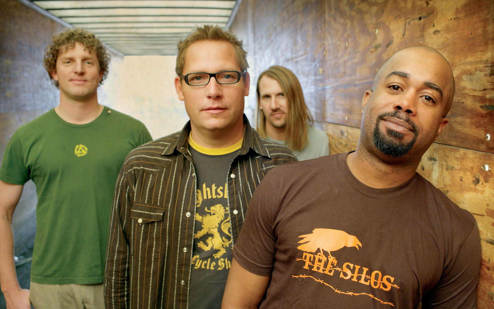 Hootie and the Blowfish Re-uniting