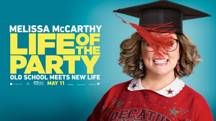 Melissa McCarthy Goes Back to School