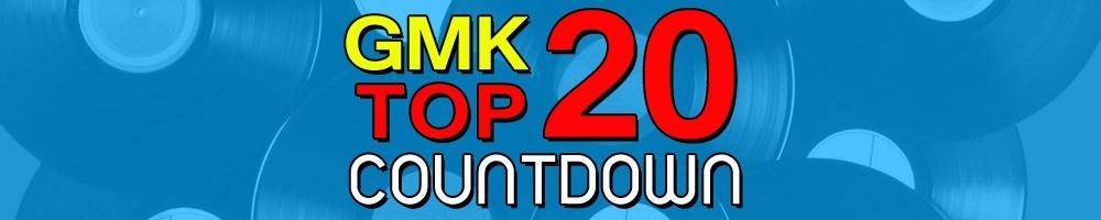 Goodmorning Kamloops Top 20 Countdown