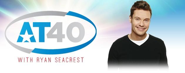 B100 & Ryan Seacrest's American Top 40