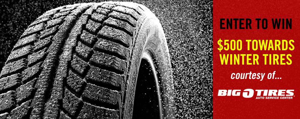 B100 Presents Winterize Your Ride