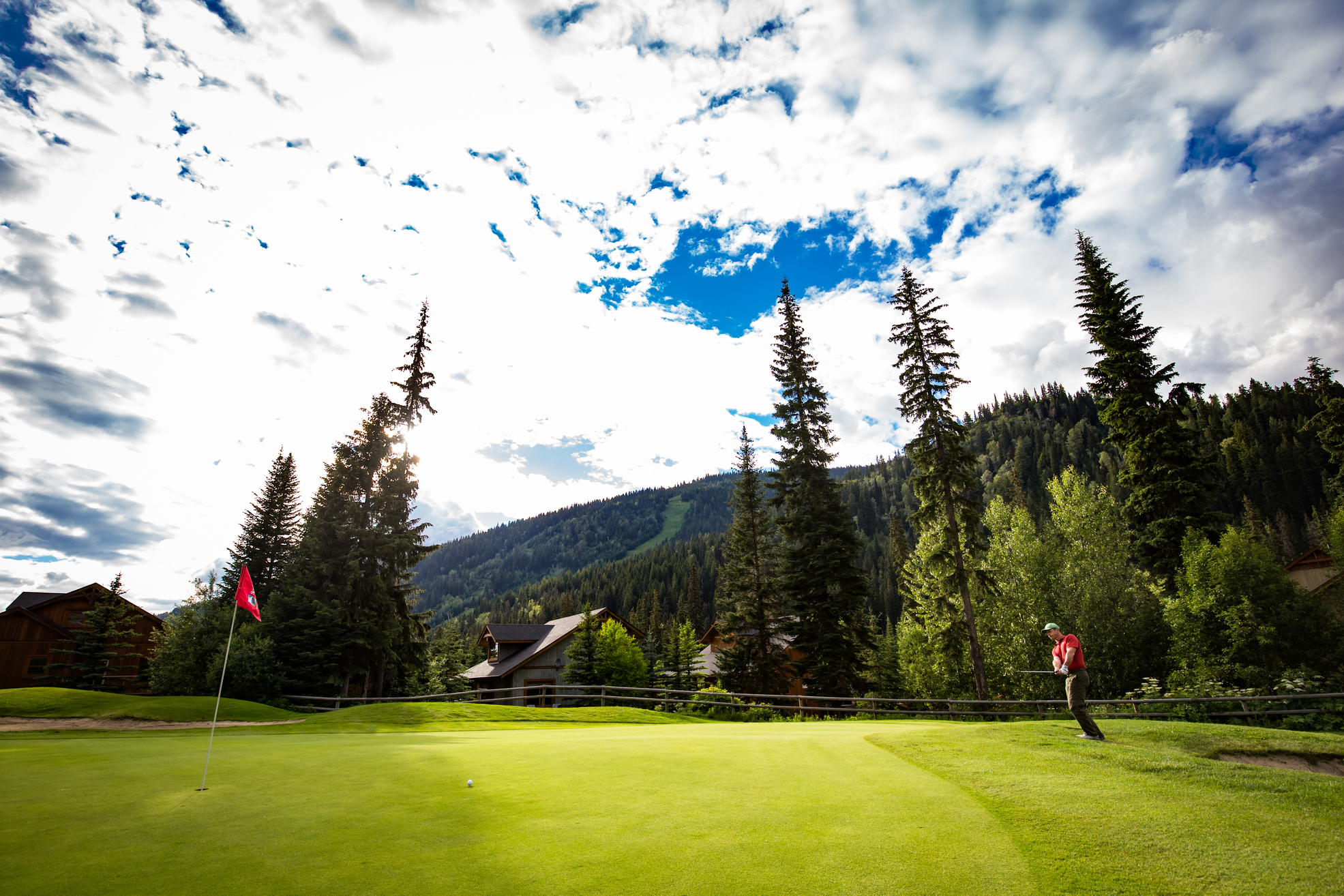 B100 & Sun Peaks Golf Course present Rich's Friday Foursome