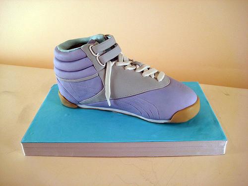80's Footwear Fashion is Kicking Back!