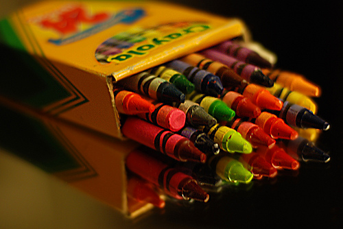 Your box of Crayons is about to look a little different!