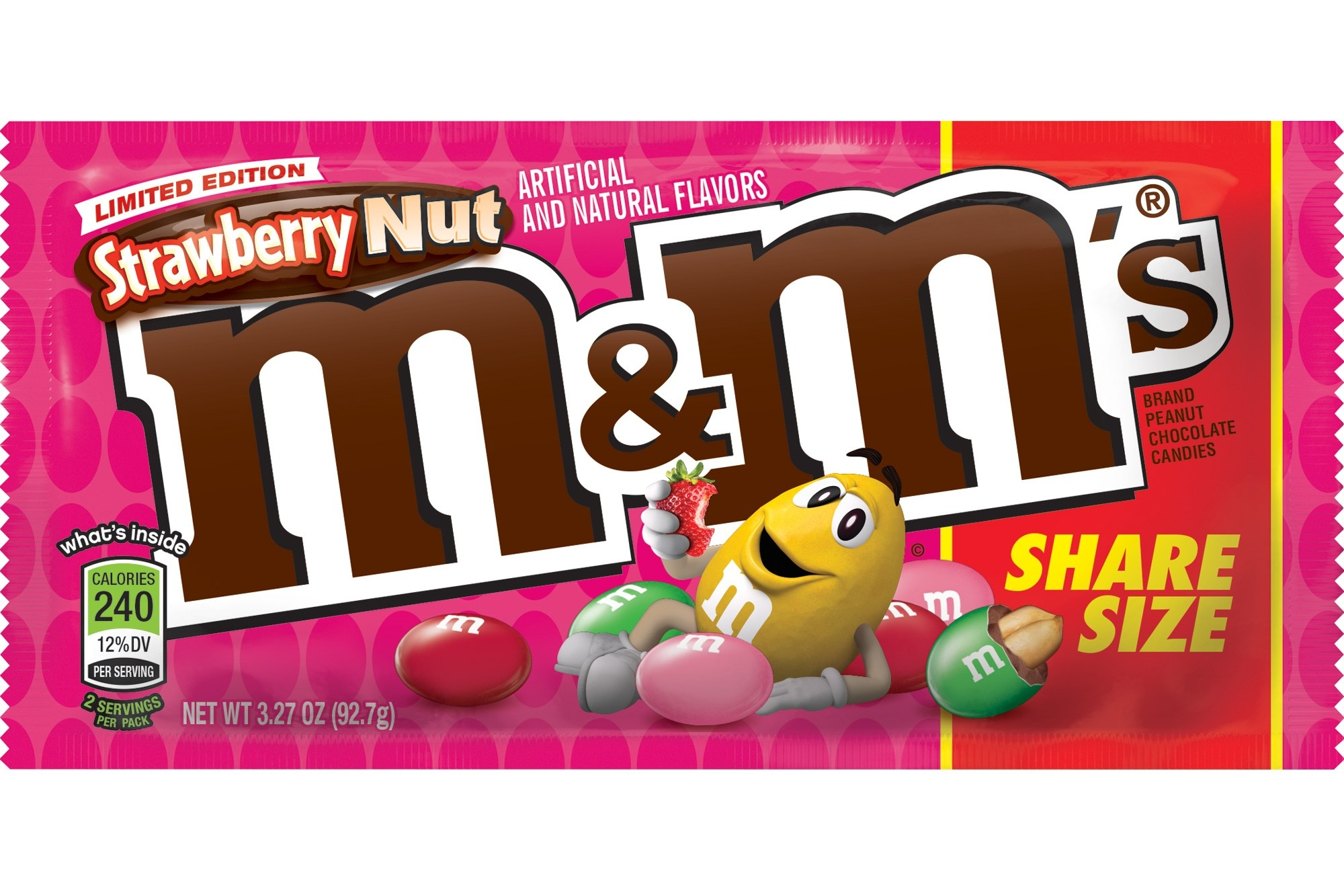 Would you try these new M&Ms?