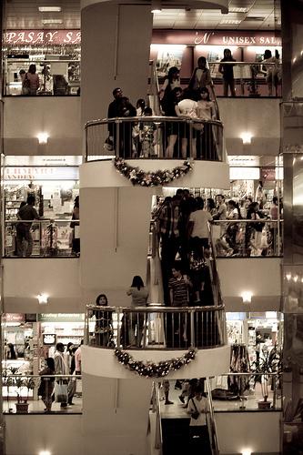 Shopping Brings Better Highs Than Sex
