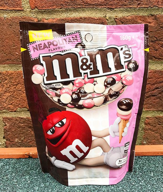 M&M's New Flavor Tastes Just Like THIS Ice Cream