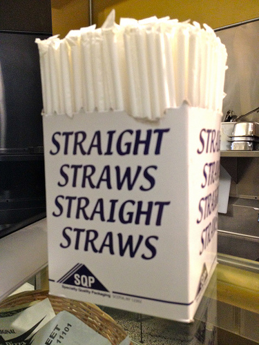 McDonald's Tests New Approach to Replace Plastic Straws