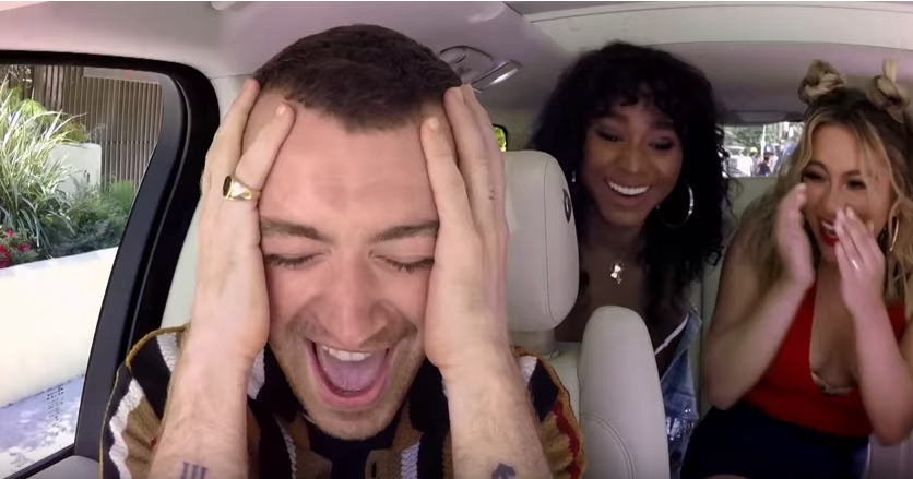 Sam Smith's Reaction to Fifth Harmony's Breakup is REAL.