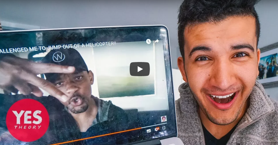 Will Smith Just Accepted The Ultimate YouTube Challenge!!