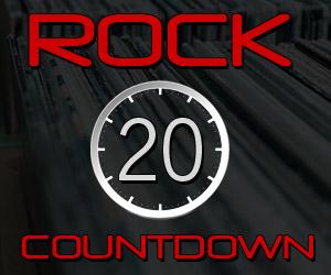Jeremy & Angie's Rock 20 Countdown