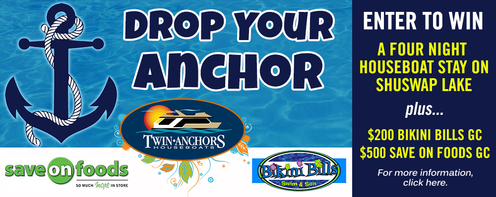 Feature: http://www.98.3cifm.com/drop-your-anchor-2-2/