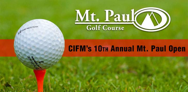 10th Annual CIFM Mount Paul Open