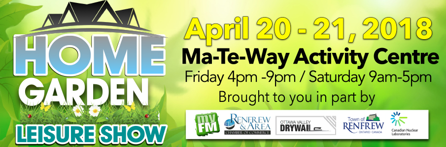 Feature: http://www.renfrewtoday.ca/home-and-garden-leisure-show/