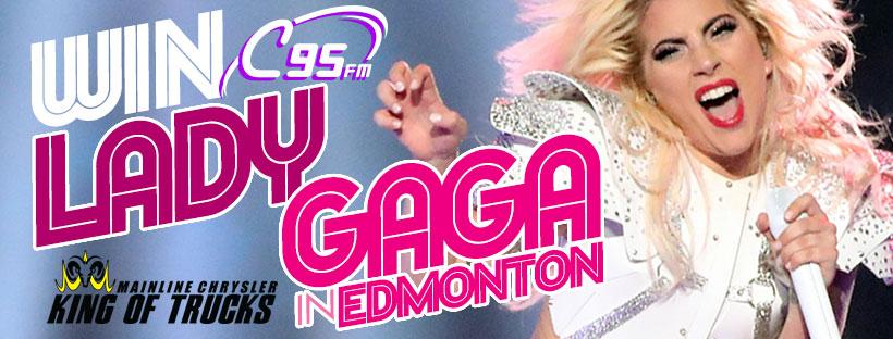 Win Gaga in Edmonton