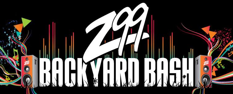 Z99 BACKYARD BASH!
