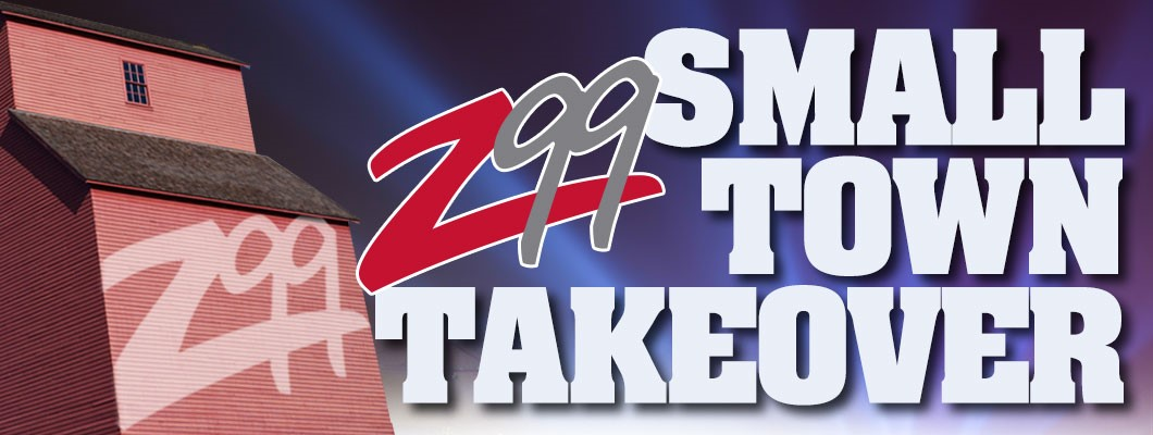 Feature: http://www.z99.com/2018/02/23/z99s-small-town-takeover/