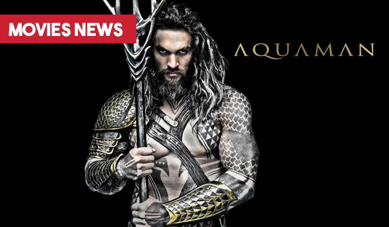Aquaman Comes Down Under