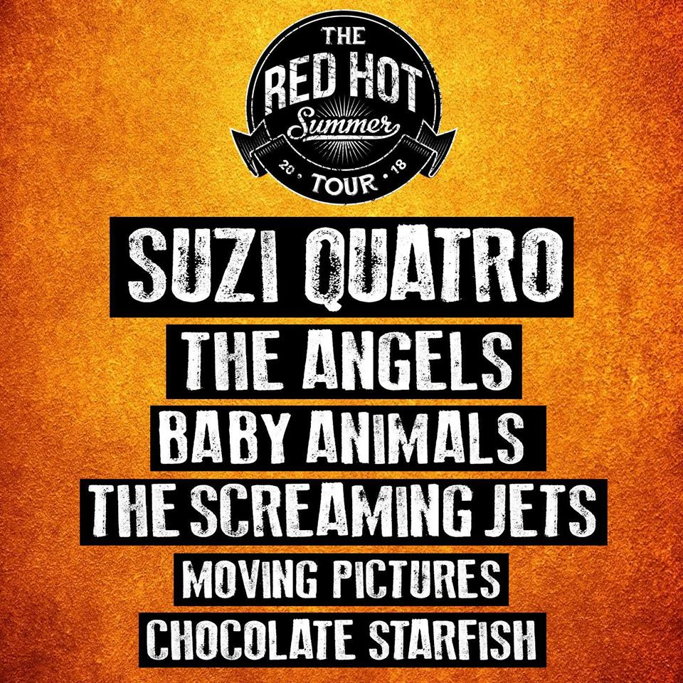 the-red-hot-summer-tour-2018-gig-list