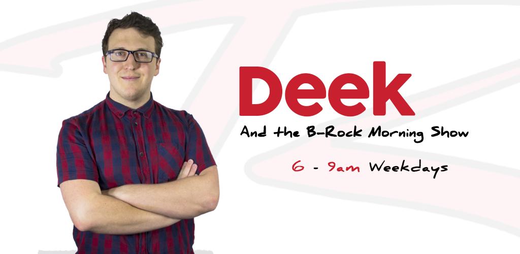 Feature: http://www.brockfm.com.au/deek-the-b-rock-fm-morning-show/