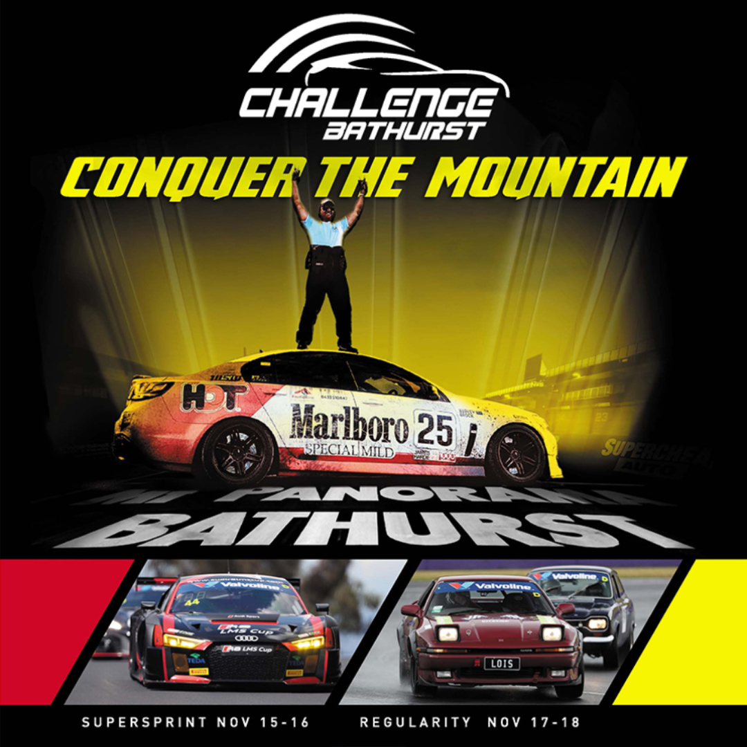 Feature: http://www.challengebathurst.com/