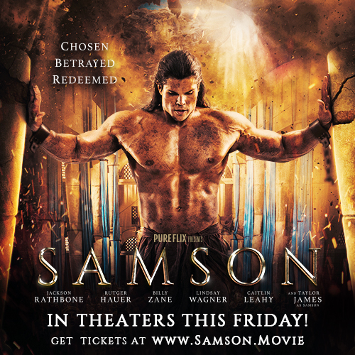 In Theaters Friday!