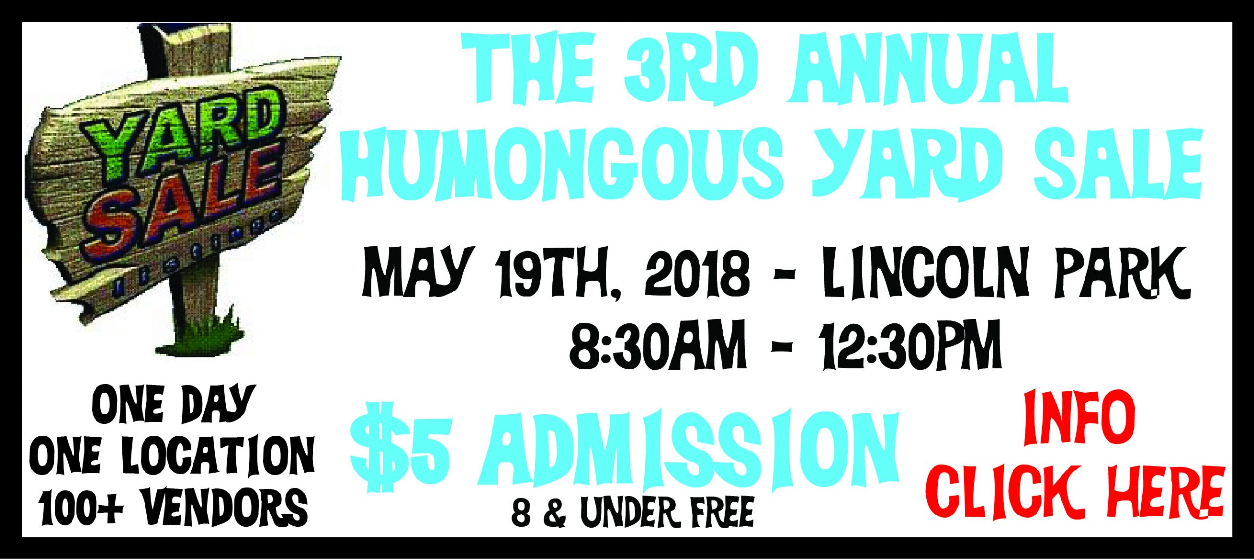 Feature: http://www.thevault1007.com/humongous-yard-sale/
